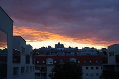 DSC08416 (Kirayuzu) Tags: himmel sky abendhimmel wolken claouds sonnenuntergang sunset wien vienna liesing