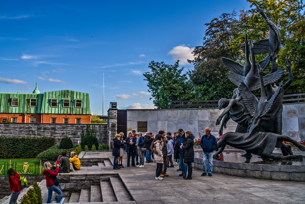 GARDEN OF REMEMBRANCE [PARNELL SQUARE DUBLIN CITY CENTRE]-144884