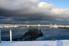 20100108-IMG_6572 (Detlef Lau) Tags: beweglichesachen boote eis ereignisse kühlungsborn natur ortestadtland schnee winter hafen seegelboote