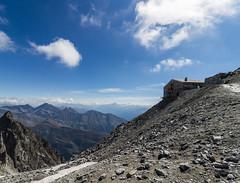 Monte Bianco (stereoby) Tags: monte bianco valle daosta aosta
