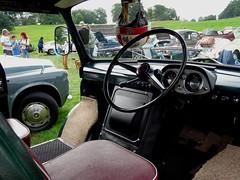 Bedford Race Transporter Interior Cholmondeley  Castle  Sept 2Nd 2018 HX60V (mrd1xjr) Tags: bedford race transporter interior cholmondeley castle sept 2nd 2018 hx60v