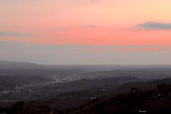 L'ora Blu....nel grigio rosé (kiareimages1) Tags: tiriolo calabria golfodilameziaterme martirreno tramonti mediterraneo tirioloterradeiduemari