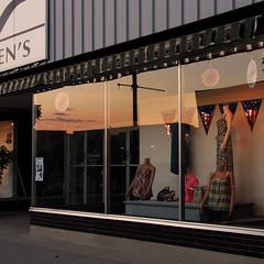 Christensen's (arbyreed) Tags: arbyreed window store retail storewindow displaty displaywindow consumer consumereconomy brighamcityutah boxeldercountyutah sunset squareformat