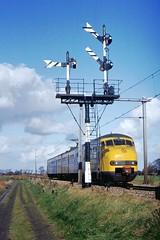Avenhorn, trein naar Amsterdam (Ahrend01) Tags: klassieke beveiliging armsein bordes plan v avenhorn