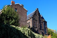 Montagne de Bueren (Liège 2018) (LiveFromLiege) Tags: liège luik wallonie belgique architecture liege lüttich liegi lieja belgium europe city visitezliège visitliege urban belgien belgie belgio リエージュ льеж coteaux coteauxdelacitadelle