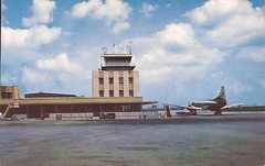 HAR01 (By Air, Land and Sea) Tags: airport postcard pennsylvania harrisburg york harrisburgyorkstateairport