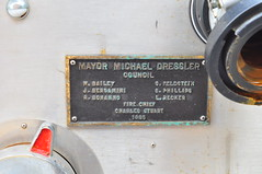 Cresskill Fire Department Engine 3 (Triborough) Tags: nj newjersey bergencounty oldtappan cfd cresskillfiredepartment firetruck fireengine engine engine3 alf americanlafrance
