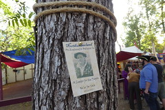 Campaign ad (c_nilsen) Tags: digital digitalphoto california santaclaracounty casadefruta northerncaliforniarenaissancefaire renaissancefaire signs