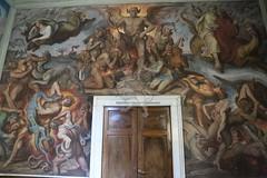 Casino Giustiniani Massimo_stanza di Dante_12