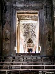 180726-086 À l'intérieur (clamato39) Tags: angkor angkorwat cambodge cambodia asia asie porte temple intérieur inside voyage trip religieux religion ancient ancestrale historique historic history patrimoine