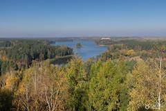Jędzelewo Lake (anmisz) Tags: landscape lake masuria poland golden fall autumn