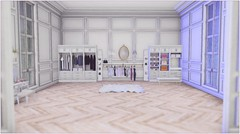 Moving In (Blaise Glendevon) Tags: trompeloeil whatnext bazar reign dysfunctionality secondlife secondlifedecor skybox