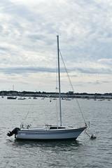 DSC_2256  Sail boat (Sam T (samm4mrox)) Tags: salem nikond3400 autumn new england fall landscapes halloween
