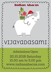 vijayadasami Admissions open (Ind-Abacus) Tags: abacus mental mind math maths arithmetic division q new invention online learning basheer ahamed coaching indian buy tutorial national franchise master tutor how do teacher training game control kids competition course entrepreneur student indianabacuscom