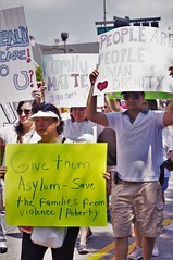 People Are People (michael.veltman) Tags: keep families together protest joliet illinois belong
