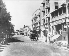 Kibler Hotel on Kentucky (lakelandlibrary) Tags: streets hotels commercial district munn park historic