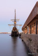 de popa (josmanmelilla) Tags: melilla mar barcos azul agua españa buques atardecer pwmelilla pwdmelilla flickphotowalk pwdemelilla