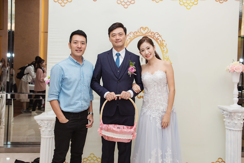 [婚攝] 奇琳 & 張酈 新店頤品飯店 | 晚宴宴客| 婚禮紀錄