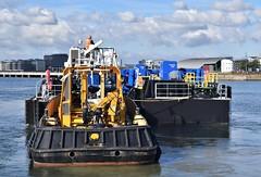 SWS Essex + SWS Breda + WF Pontoon (37) @ KGV Lock 18-10-18 (AJBC_1) Tags: london tug ©ajc dlrblog england unitedkingdom uk ship boat vessel northwoolwich eastlondon newham nikond3200 tugboat londonboroughofnewham royaldocks kgvlock kinggeorgevlock londonsroyaldocks docklands marineengineering swalshsonsltd swsbreda swsessex walsh blackfriarspier tflriver ajbc1 woolwichferrydockingpontoon ravesteinbv kgvdock riverthames gallionsreach kinggeorgevdock nikond5300 woolwichferryberthingpontoon intelligentdocklockingsystem idl automatedmagneticmooringsystem mampaeyoffshoreindustries