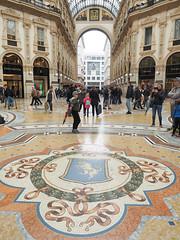 艾曼紐二世迴廊 | Milano, Italy (sonic010739) Tags: olympus omd em5markii olympusmzdigital1240mm italy milano