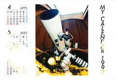 19970000_IMG_0002 (NAMARA EXPRESS) Tags: postcard photograph calendar paper telescope memorial typhoons storm surge color japan film canon canoscan 9000f scanner scan namaraexp
