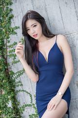 DSC_0281 (Robin Huang 35) Tags: 謝立琪 kiki 徐州路 街拍 人像 portrait lady girl nikon d850
