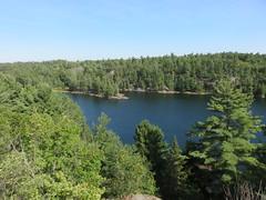 Lake of the Woods 1 (D. S. Hałas) Tags: halas hałas canada ontario sudburydistrict manitoulindistrict carlyletownship killarney killarneylakelandsandheadwatersprovincialpark lakeofthewoodstrail lakeofthewoods
