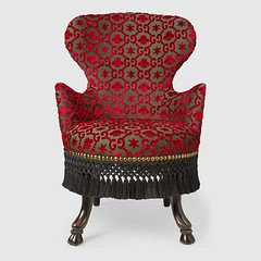GG jacquard Armchair - Red By Gucci (katalaynet) Tags: follow happy me fun photooftheday beautiful love friends
