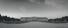 Schönbrunn Palace Gardens (José L.Gutiérrez) Tags: nikon d7100 reflex mirror panorama people fisheye building vienna austria architecture 10mm