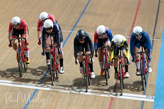 National Omnium Championships (Paul_Wheeler) Tags: cycling velodrome derby championships bikes track kelly archibold