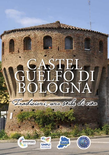 Opuscolo Pro Loco Castel Guelfo di Bologna