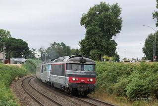 SNCF 67442 St André de Cubzac 22-07-2015