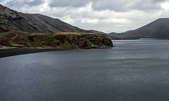 the lake (lawatt) Tags: kleifarvatn lake landscape water reykjanesfólkvangur reserve iceland sonya7 leica 50mm summicronr