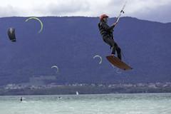 _69B1207 (DDPhotographie) Tags: fr ddphotographie eau event kite kitesurf lac lake portalban sport suisse sun surf vent wind wwwddphotographiecom delleyportalban fribourg switzerland ch