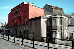Theatre Royal, Merthyr Tudful (Rhisiart Hincks) Tags: a'chuimrigh kembra wales cymru kembre gales galles anbhreatainbheag 威爾斯 威尔士 wallis uels merthyrtudful merthyrtydfil glamorgan morgannwg theatr teatr taighcluiche theatre choariva schouwburg antzoki pensaernïaeth arkitektura architecture adeiladouriezh tisavouriezh ailtireachd ailtireacht pennserneth theatreroyal gadawedig abandoned dilezet