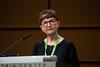 Univ.-Prof. Dr. Hildegard Greinix bei der Eröffnungsrede