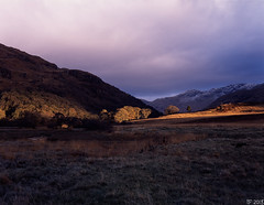 Last Sun in Glen Kinglass (tthef) Tags: film fujichromeprovia100f