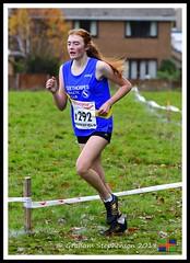Hannah Reid (6) (nowboy8) Tags: nikon nikond500 xc nationalxcrelays mansfield berryhillpark notts crosscountry relays relay woods cleethorpesac cleeac team