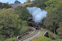 63395 (mike_j's photos) Tags: northyorkshiremoors railway steam gala goathland darnholme 63395