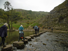 03 Dovedale Stepping Stones