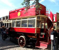 "LGOC B43 ""Ole Bill"" Covent Garden 29/09/18. (Ledlon89) Tags: aec btypebus btype 1918 b43 olebill london bus buses transport general lgoc londongeneralomnibuscompany londonbuses londonbus vintagebuses veteranbuses londontransport ww1 100yearsold alltypesoftransport"