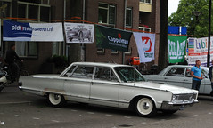 1966 Chrysler New Yorker V8 (rvandermaar) Tags: 1966 chrysler new yorker v8 chryslernewyorker newyorker sidecode1 import ae9563 rvdm