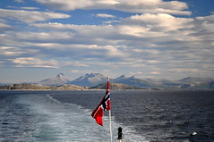 Bodø skyline (charlottehbest) Tags: charlottehbest 2017 september norway scandinavia honeymoon travel theadventuresofhenryjruffington roadtrip nikon nikond5000 ferry bodo