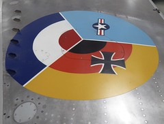 Mixedlogo (seanofselby) Tags: berlin airlift logo museum raf