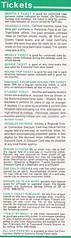 CALTRAINtt03APR88 07 (By Air, Land and Sea) Tags: train rail railway railroad commuter suburban california sanfrancisco sanjose pcs peninsulacommuteservice timetable schedule caltrain