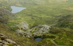 Foel Quarry (Moel Siabod) (RoystonVasey) Tags: canon eos m 1855mm stm zoom north wales snowdonia snp carnedd moel siabod daear ddu grey day