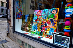 BRUXELLES OU PARIS? (godinkarin) Tags: