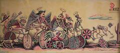 Murals (raffaele pagani) Tags: oceanbeachsandiego ob sandiego calofornia unitedstates spiaggia mare oceano oceanopacifico pacificocean canon murale