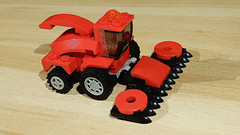 How to Build Forage Harvester (MOC - 4K) (hajdekr) Tags: lego buildingblocks assemblyinstructions guide buildingguide tuto tutorial tip help tips stepbystep inspiration design manual moc myowncreation instruction instructions toy model buildingbricks bricks brick builder buildingtoy forageharvester harvester forage bar cutter harvest agro agriculture silageharvester silage forager chopper farm farming chopping grass corn howto