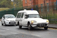 1975 Citroen DS 21  Ambulance (>Tiarnán 21<) Tags: what about this for find citroen ds 21 ambulance